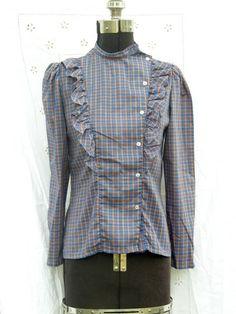 Refashion inspiration from mens shirt