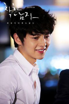 Innocent Man (2012) | Song Joong Ki as Kang Maroo - 송중기