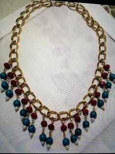 Otro collar en cadena