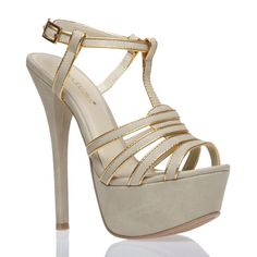 soo cute!! but the heel is soo high, even for me!!