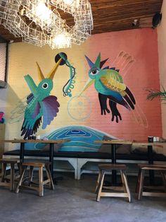 Ojo de agua, Cancun Moose Art, Animals, Eye, Urban Art, Murals, Aqua, Animais, Animales, Animaux