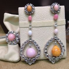 Conch and Melo natural pearls
