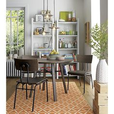 Scholar Dining Table in Dining Tables | Crate and Barrel