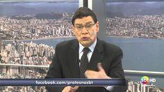 Comentarista do SBT pede a volta das aulas de Educação Moral e Cívica