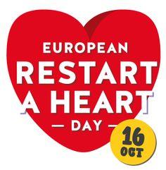"""Po raz pierwszy jesienią tego roku z inicjatywy Europejskiej Rady Resuscytacji (ERC) i w ramach podnoszenia świadomości społecznej o problemie nagłego zatrzymania krążenia (NZK) zorganizowany został """"Europejski Dzień Przywracania Czynności Serca""""  pod nazwą >>Restart a Heart<<."""