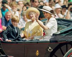 Diana Princess of Wales Queen Elizabeth The Queen Mother and Prince... News Photo   Getty Images