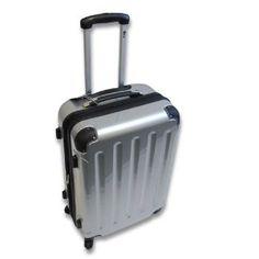 Handgespäck Koffer aber lieber in schwarz . max. 55x40x20 cm .