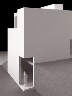 "archimodels: ""© vora - eva's house - sant fruitos de bages, spain - 2006 """