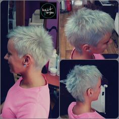 Ezüst Hair...  #hairstylist #color #colorblock #hair #ezust