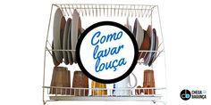 Como lavar louça :http://blogchegadebagunca.com.br/como-lavar-louca/
