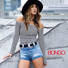 My new campaign for @BongoJeans is now out...Shot by the one and only @JordenKeith ❤️ #BongoStyle