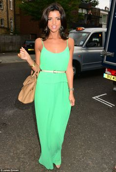 Most coveted: Over half of women in a new survey revealed they would most like to look like Lucy Mecklenburgh