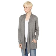 Details about Clubl Womens Waterfall Cardigan In Berry From Get ...
