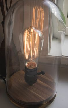 DIY Old Faithful Inspired IKEA Hack Lamp — Cashmere and Plaid