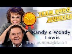 Historia do Randy e Wendy Lewis, fundadores da Jeunesse - Team OURO