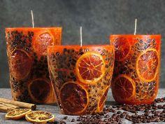Durf-Derzen Selber-machen Dekorieren-mit-Zitronen Kaffeebohnen DIY Ideen