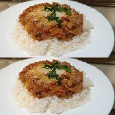 Orez de konjac cu sos bolognese Bolognese, Mashed Potatoes, Low Carb, Rice, Cooking Recipes, Ethnic Recipes, Food, Whipped Potatoes, Smash Potatoes