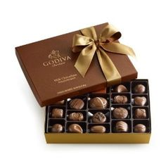 GODIVA Chocolatier 22 pc. Milk Chocolate Gift Box – Classic by GODIVA Chocolatier - See more at: http://foodiegiftsnow.com/grocery-gourmet-food/gourmet-gifts/godiva-chocolatier-22-pc-milk-chocolate-gift-box-classic-com/#sthash.L9tb3NGT.dpuf