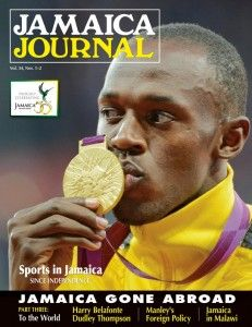 Get your copy of the 34th issue of the Jamaica Journal today!