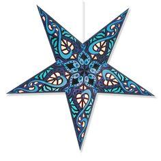 Star paper lantern $3