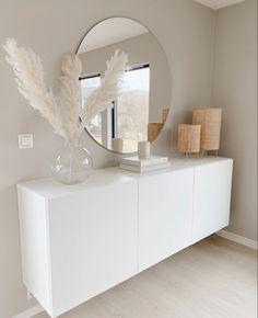 Room Ideas Bedroom, Home Decor Bedroom, Home Living Room, Living Room Decor, Dining Room, Home Room Design, Home Interior Design, Living Room Designs, Aesthetic Room Decor