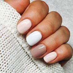 Untitled Basic Nails Simple Nails Nails
