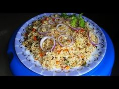 How to make Vegetable Fried Rice / Vegetable Fried Rice Indian Style - YouTube