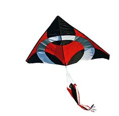 Giant delta Ring iKite Delta Shape Premium Large Kite Red 6FT Wide * Find out more about the great product at the image link. Note:It is Affiliate Link to Amazon.