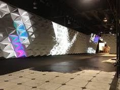 Image result for fashion projection mapping