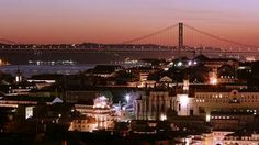 Vista geral nocturna Local:Lisboa Foto:Turismo de Lisboa