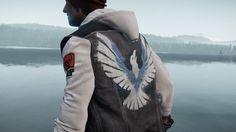 inFamous: Second Son - Delsin's jacket (Hero Rank)