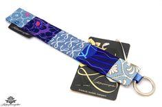 Schlüsselanhänger von #Lieblingsmanufaktur: hellblau, blau