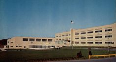Troy High School, Burdett Avenue,Troy, NY where my Mom and Dad graduated from and where I also graduated from.