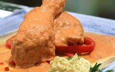 POLLO ENCACAHUATADO. Ver receta: http://www.mis-recetas.org/recetas/show/5146
