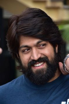 Yash (Kannada Actor) - Yash Ucominh movie is KGF which is produced by Farah Akhtar. Yash first debut movie is Jambada Hudugi
