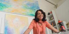 Mirjam Wyser über die hohe Kunst, ein Buch zu schreiben - Region-limmattal - Limmattal - Aargauer Zeitung Tie Dye, T Shirts For Women, Writing, Book, Kunst, Tye Dye