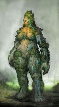 Gaia, titan madre tierra
