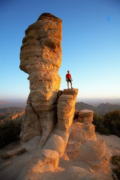 Spectacular hiking awaits you at Mt. Lemmon's Windy Point near Tucson.