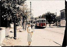 Bağdat Street,Istanbul 1957