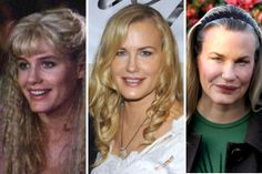Celebrity Darylhannah Plastic Surgery Before And After - http://www.celeb-surgery.com/celebrity-darylhannah-plastic-surgery-before-and-after/?Pinterest