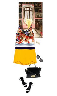 """Untitled #1370"" by wizmurphy ❤ liked on Polyvore"