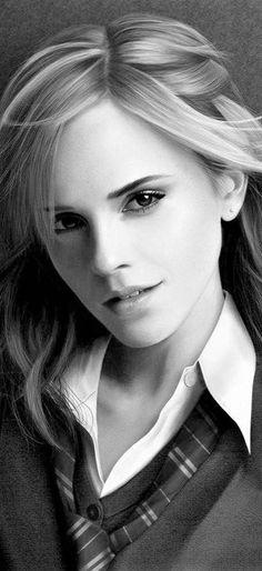 Beautiful student - Source by Emma Love, Emma Watson Beautiful, Emma Watson Sexiest, Emma Watson Body, Beautiful Celebrities, Beautiful Women, Portraits, Hermione Granger, Famous Women