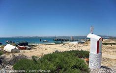 Ilha de Hangares - Portugal