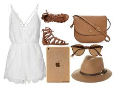 """Untitled #713"" by jmajersky ❤ liked on Polyvore featuring moda, Reverse, O'Neill, Tory Burch, Ray-Ban e Rusty"