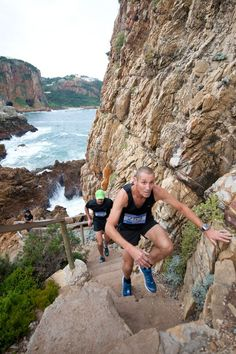 Things get hot at 2015 Featherbed Trail Run