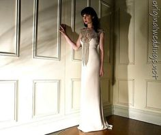 Gwendolynne gown via @Portobello Bride #wedding #bride #gown #dress