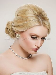 Wedding Hairstyle For Long Hair  : chignon wedding hairstyles low bun wedding hairstyles  low bun wedding hairstyle