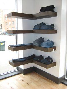 Wonderful Fix Corner Shelves, Photo Fix Corner Shelves Close Up View. I Think I Can Amazing Design