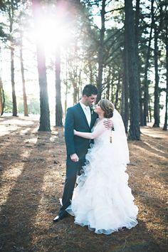Samantha and Michael's Ballarat Heritage Wedding