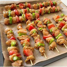 Antipasto, Iftar, Kung Pao Chicken, Ratatouille, Asparagus, Ham, Sushi, Recipies, Turkey